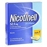 Nikotinell Nikotinpflaster mit 52mg sehr hoch dosiertes nikotin pflaster
